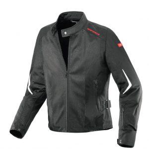 Air Net Summer Jacket Black