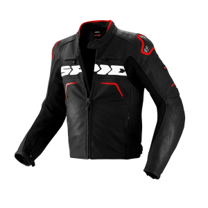 SPIDI EVO Rider Black Red