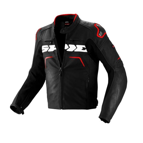 SPIDI EVO Rider Black Red