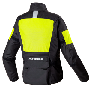 Voyager 4 H2Out Jacket - Yellow fluo