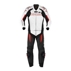 Super Sport Touring Black/White/Red (2PC)