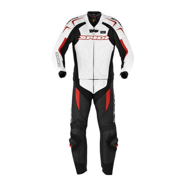 Super Sport Touring Black/White/Red (2PC)