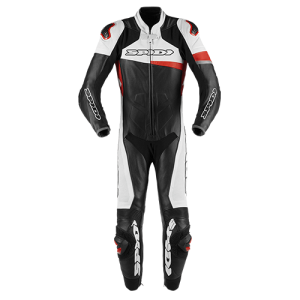 RACE WARRIOR PERFORATED PRO-Black/WHITE/RED