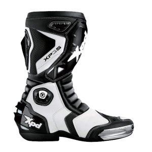 XP3-S Boots Black/White