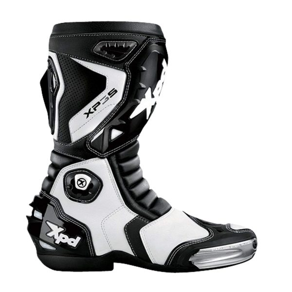 XP3-S Boots Black/White