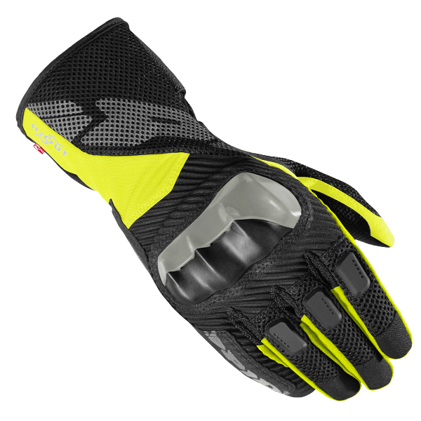 RAINSHIELD W/P-MID SEASON-BLACK-FLURO